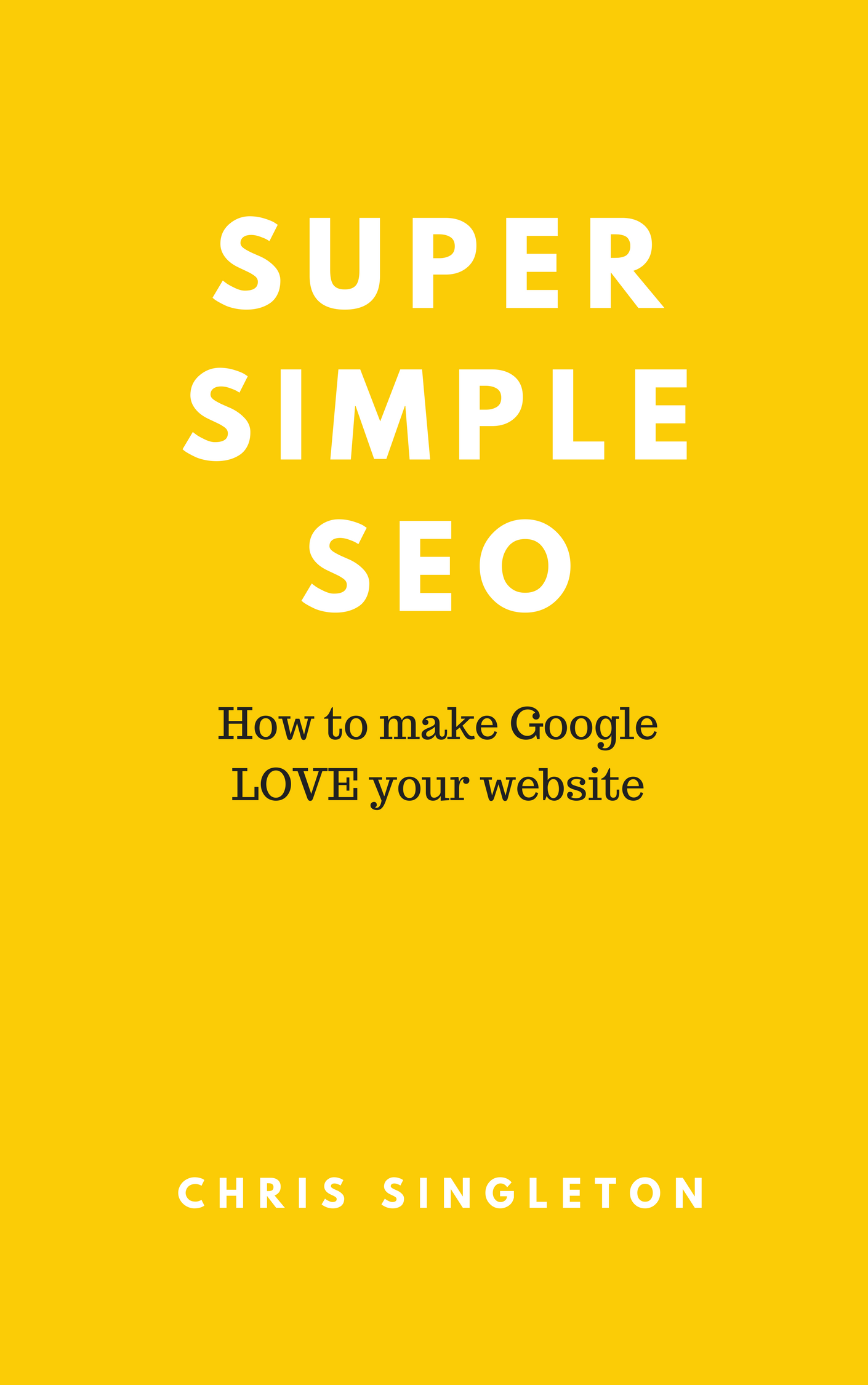 Super Simple SEO