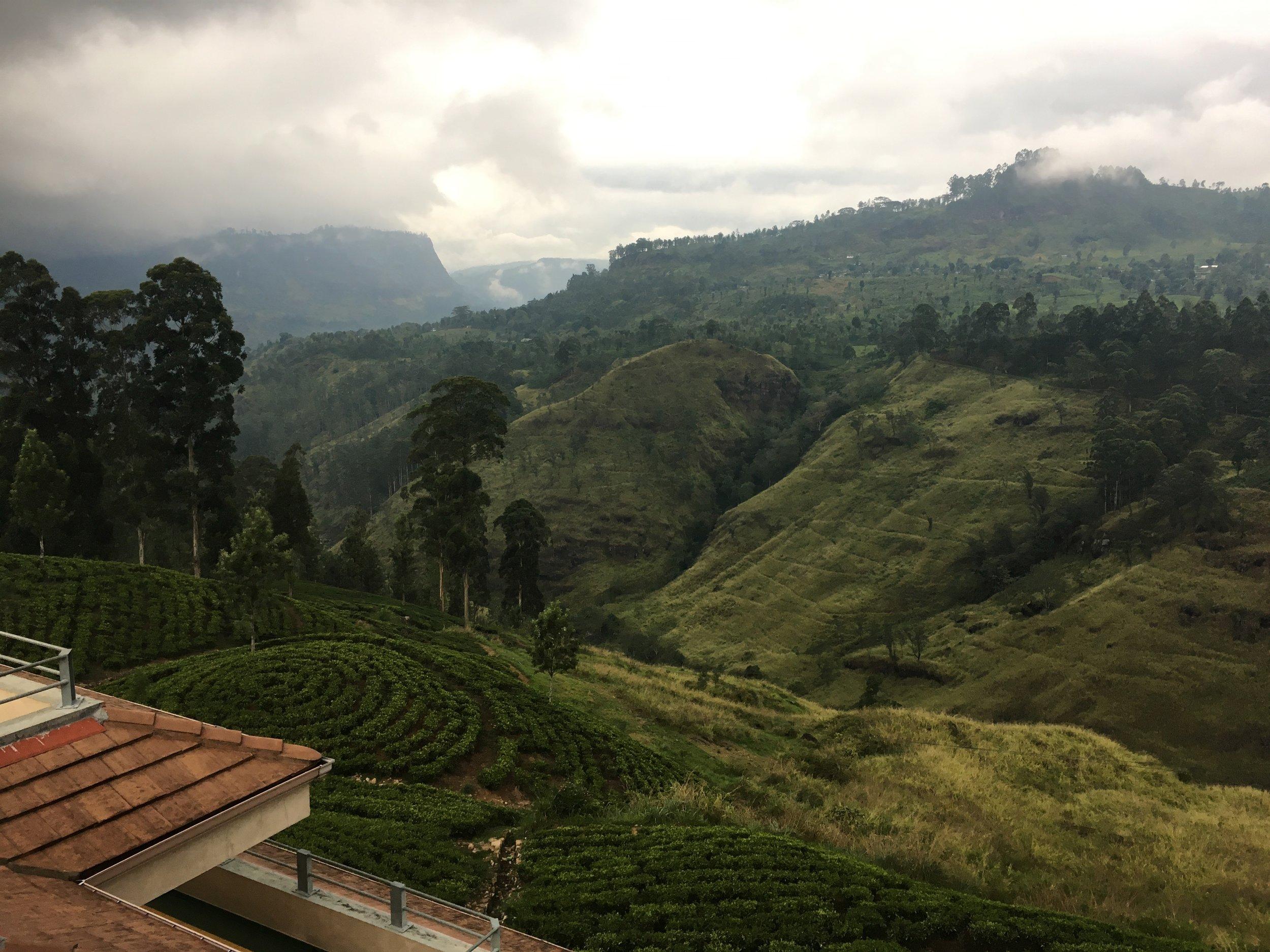 Sri Lanka's highlands - what a beauty