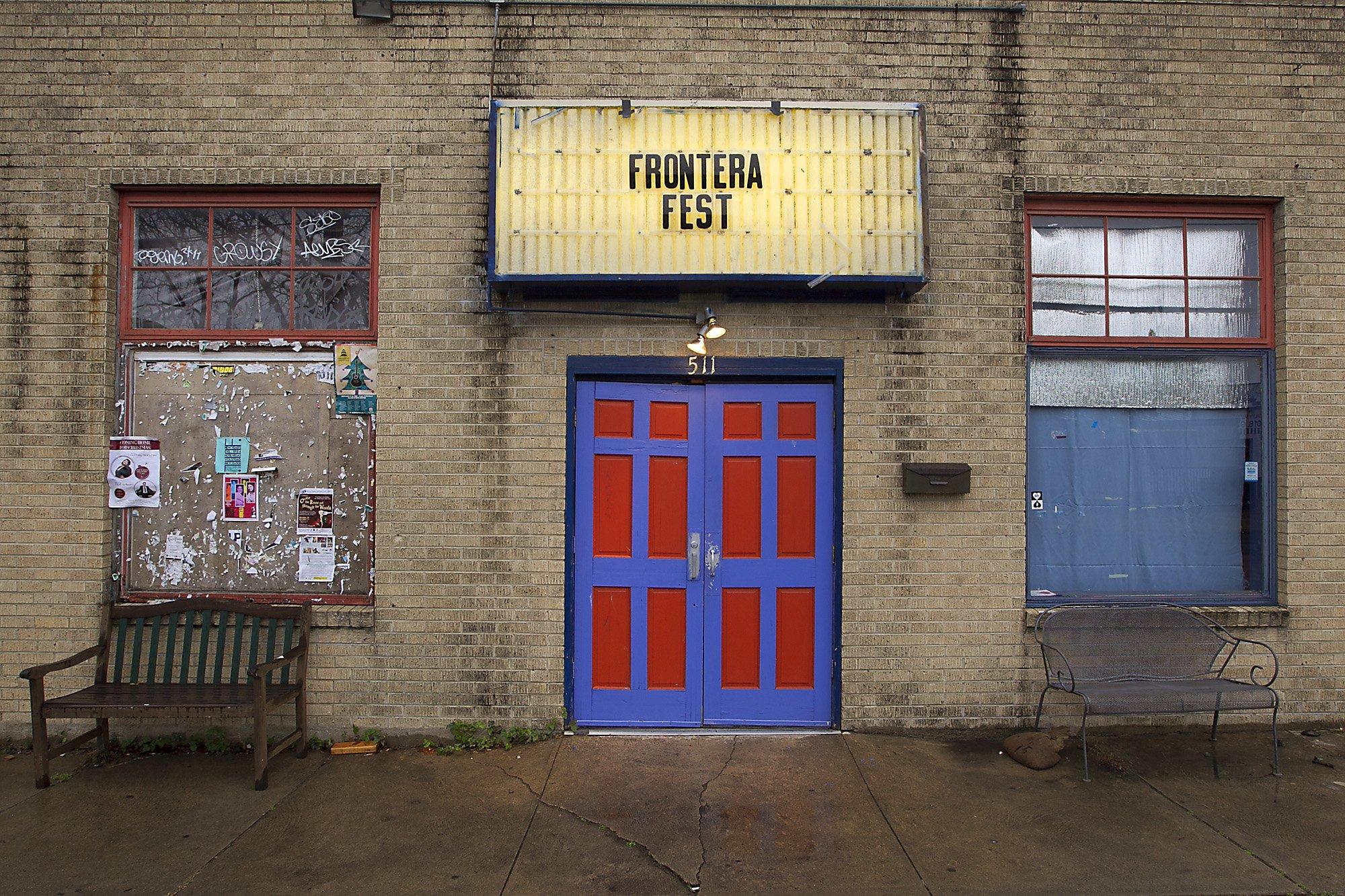 Frontera Fest - Hyde Park Theater
