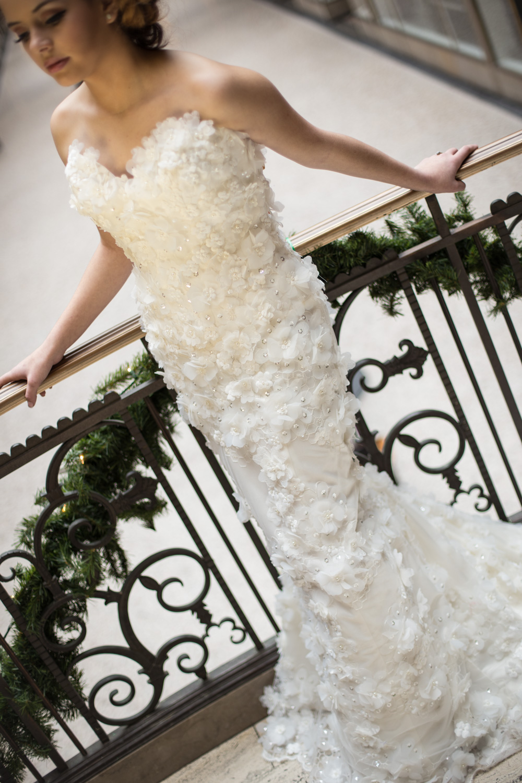 Cybele's Custom Design Gown