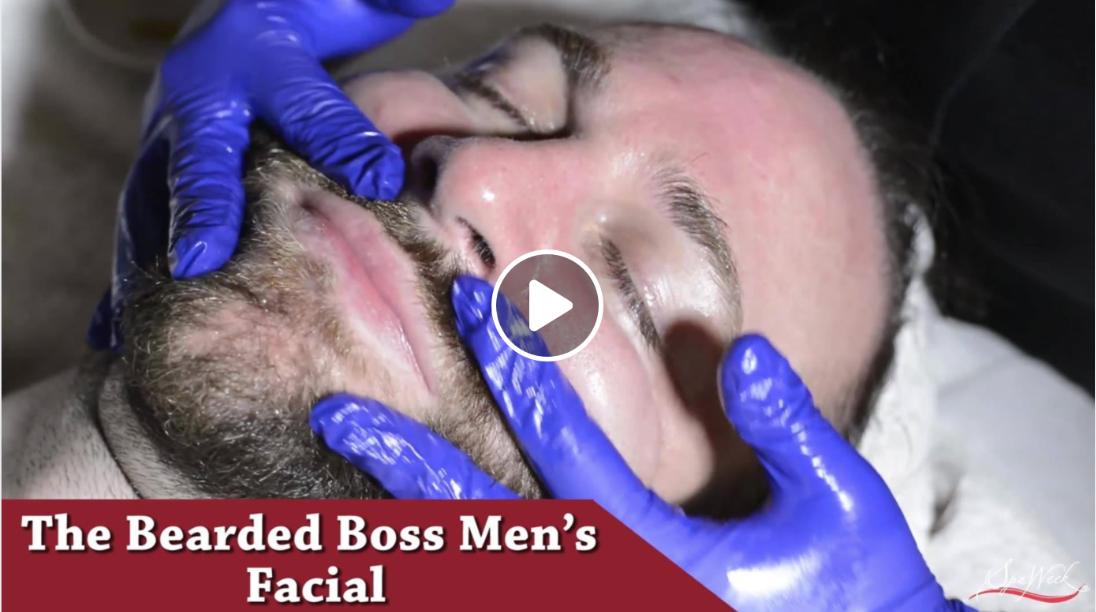 Bearded Boss Men's Facial