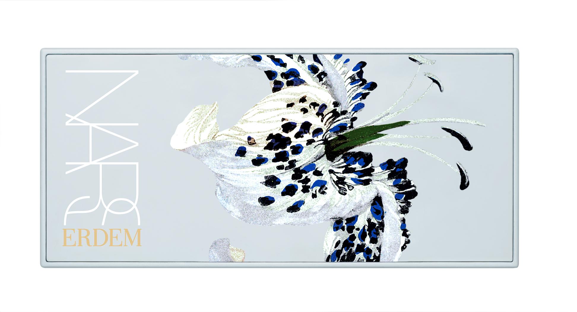 Erdem for NARS Strange Flowers Collection - Fleur Fatale Eyeshadow Palette Closed.jpg