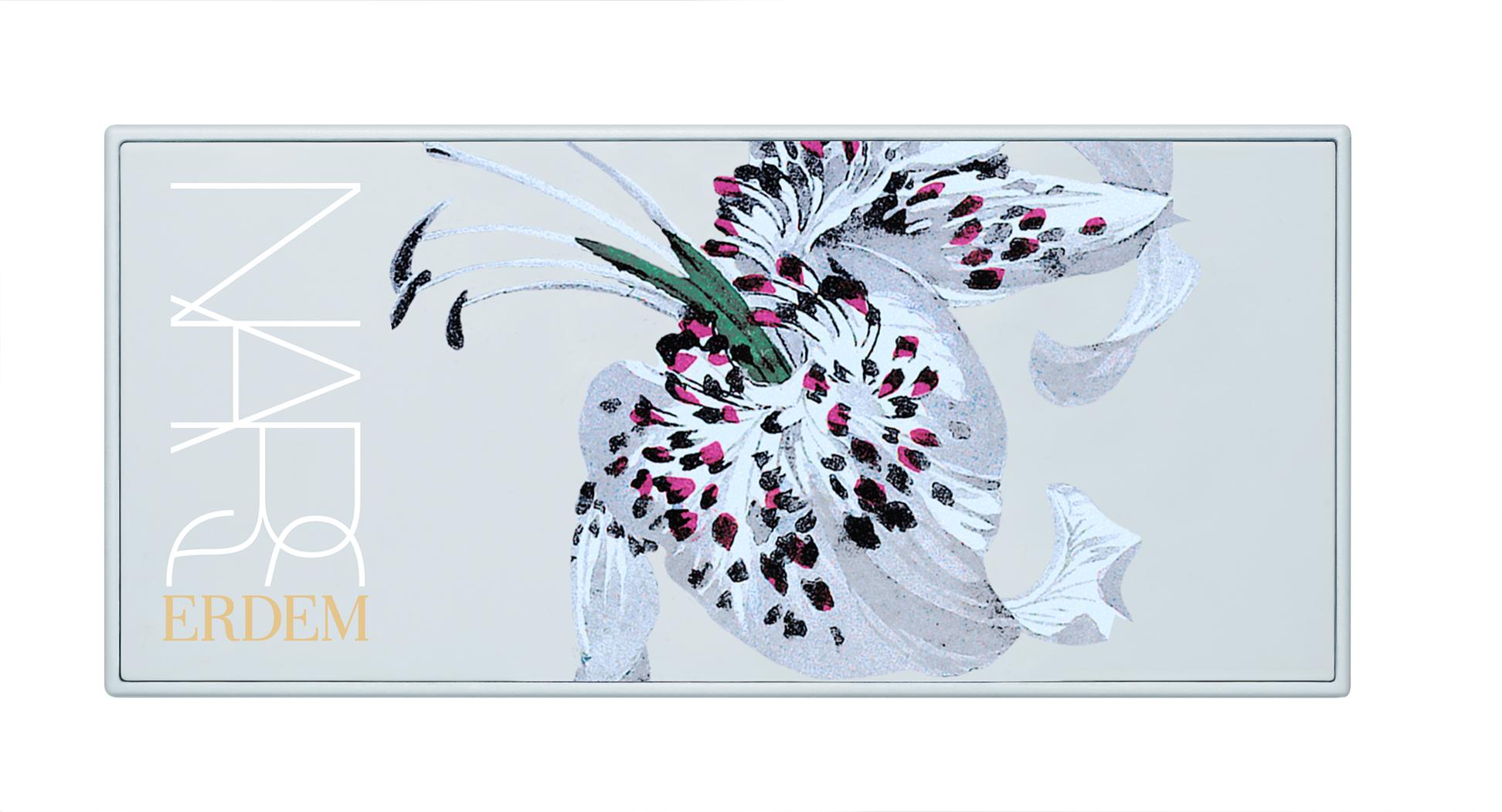 Erdem for NARS Strange Flowers Collection - Night Garden Eyeshadow Palette Closed.jpg