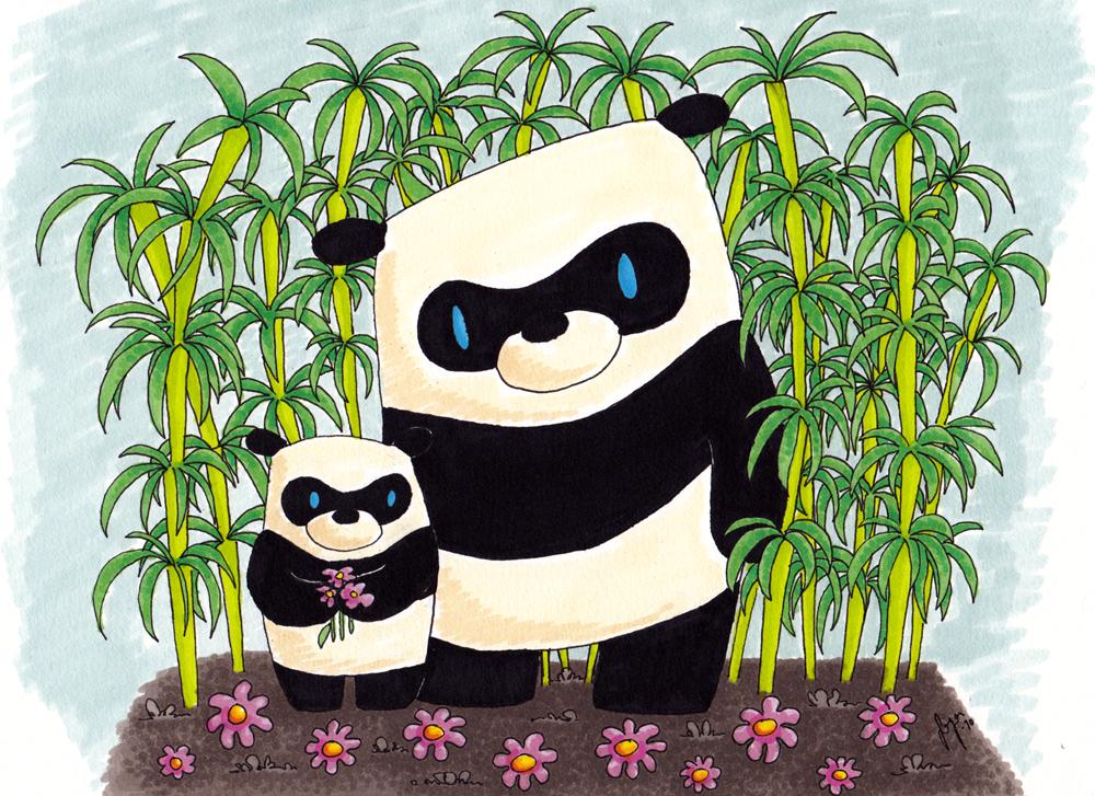 Dem Pandas
