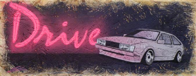 Drive Scirocco