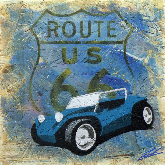 Route 66 Buggy