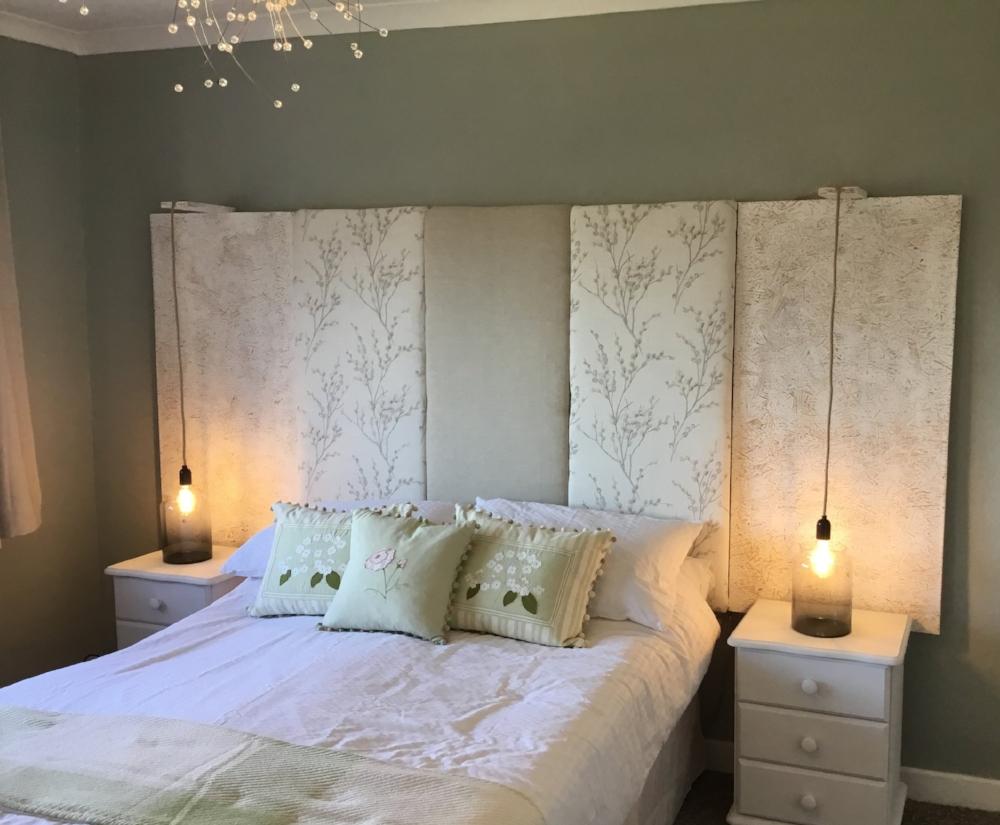 bbc gidc interior design challenge 2017 Richard Aberaeron bedroom