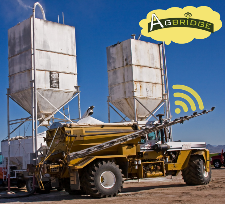 AGBRIDGE™ new Auto WiFi Connect enables automated data transport via any trusted WiFi network