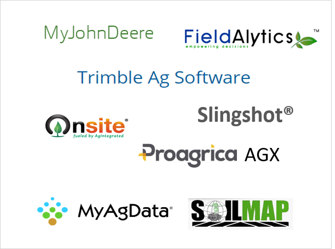 AGBRIDGE™ enables seamless Precision Ag Data Management with our partners