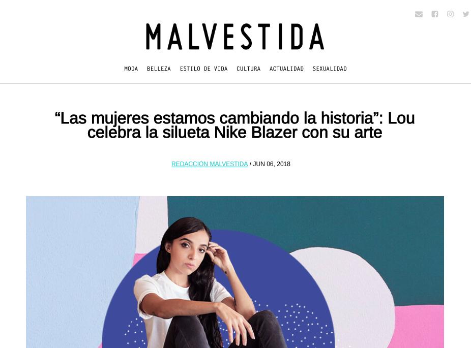 Malvestida Mag
