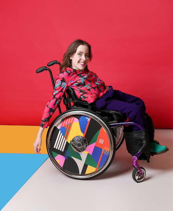 Izzy Wheels: Cover Design for a cause