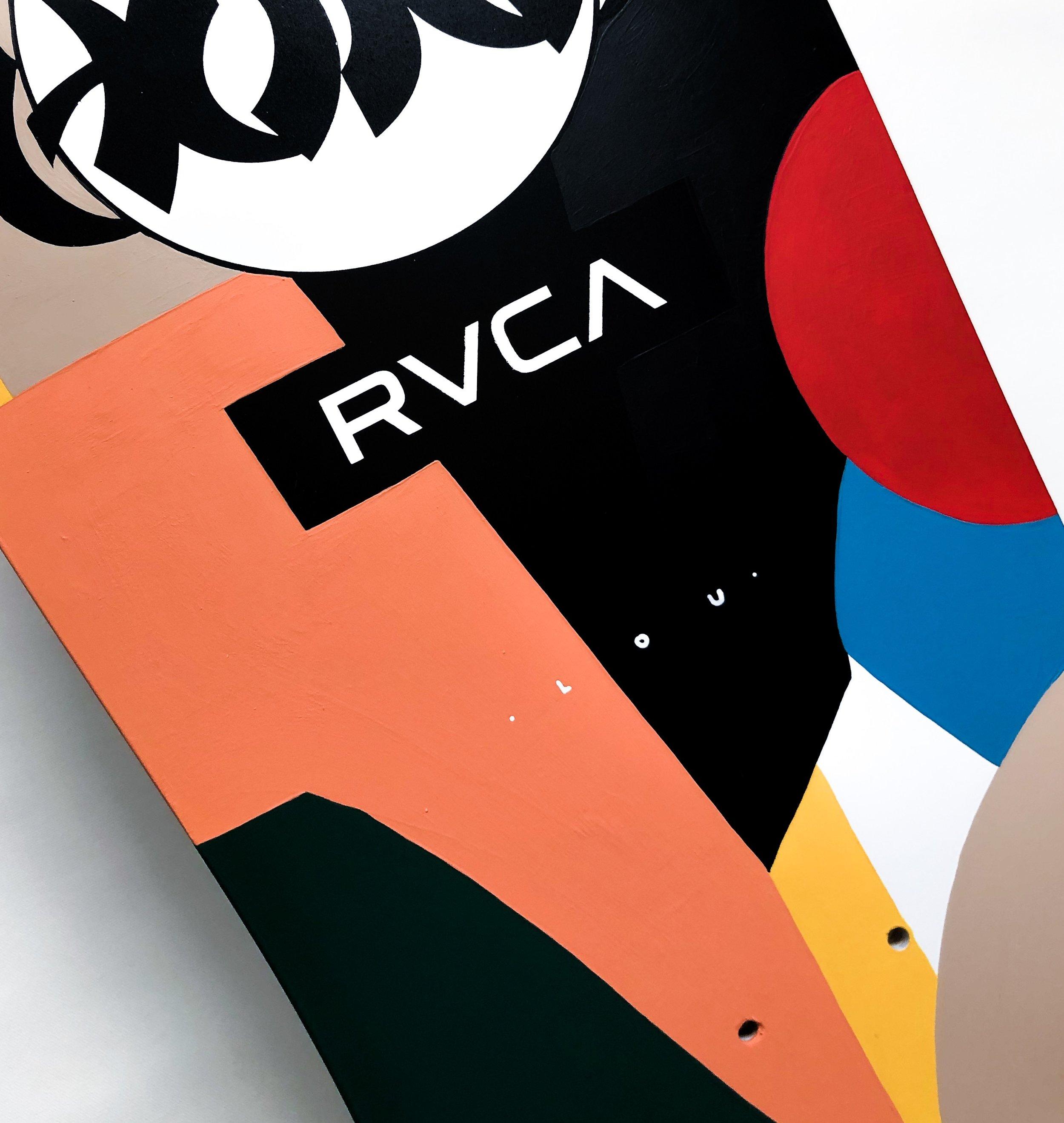 RVCA X Christian Hosoi