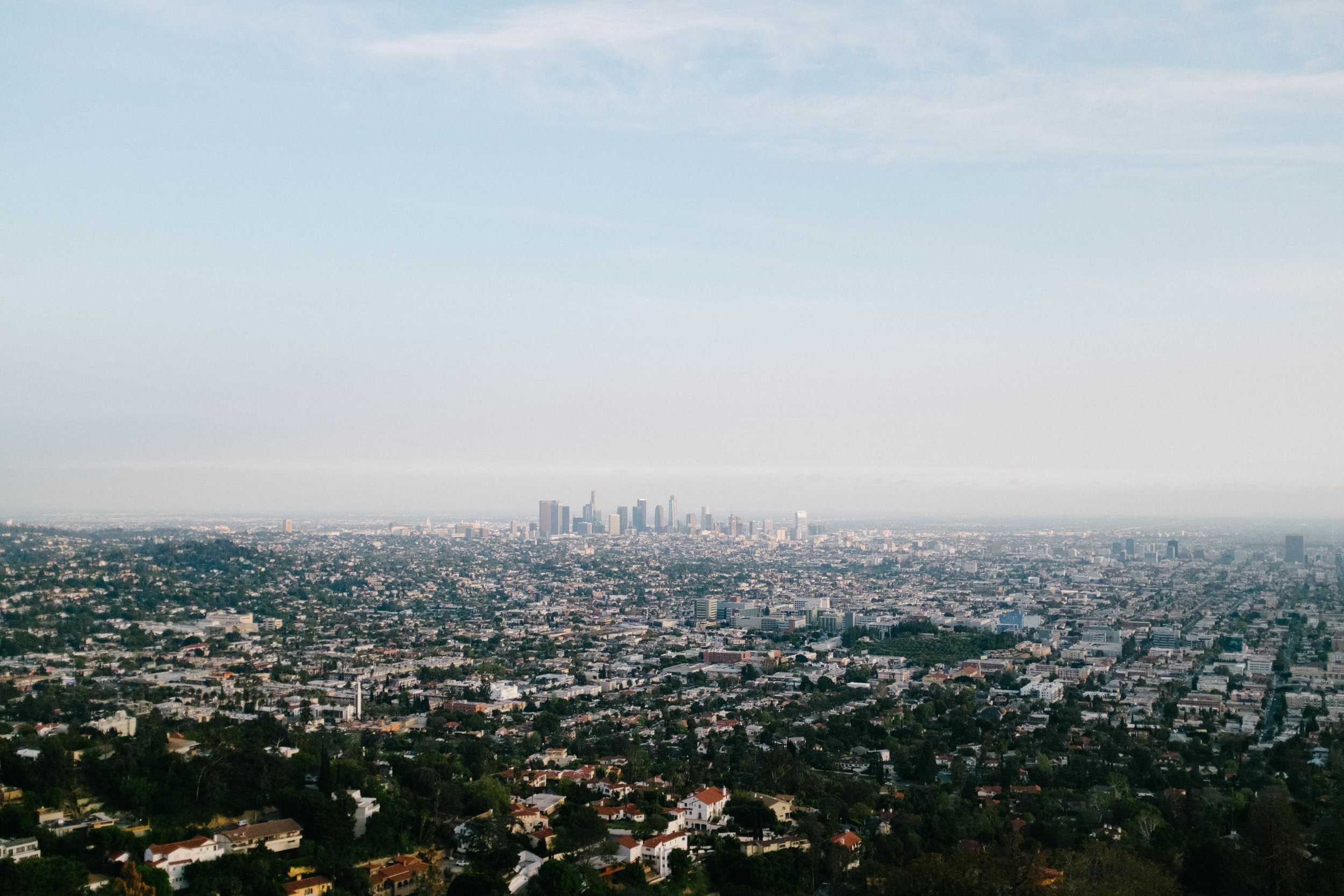 Griffith Observatory II - Los Angeles