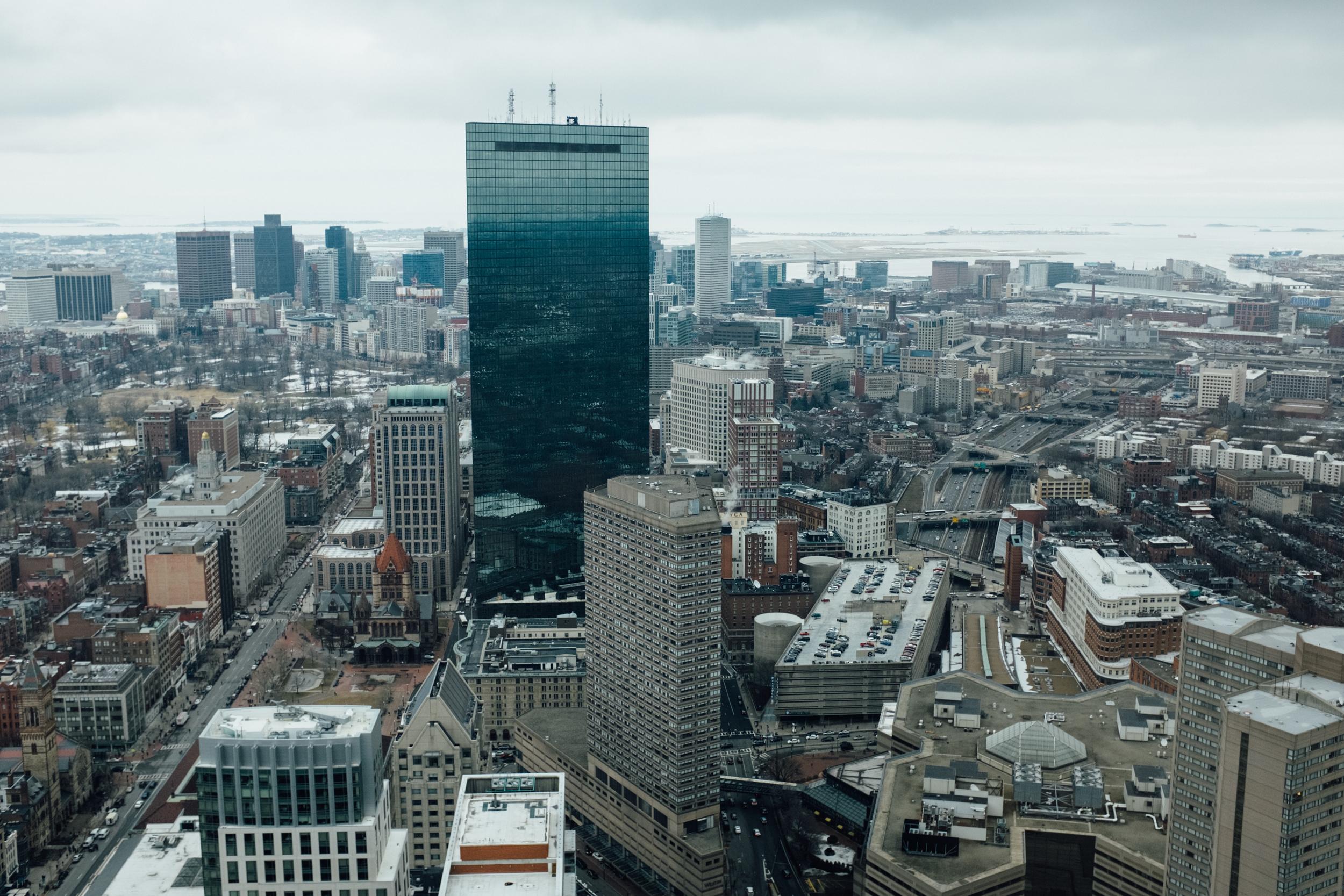 Winter - Boston