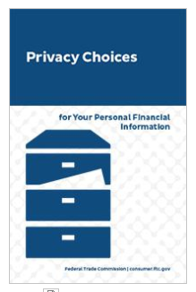 Privacy Choices for Your Personal Information -  What are your options?