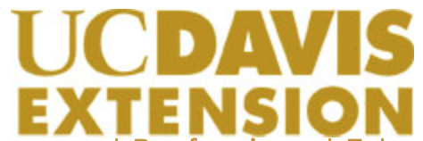UC Davis Extension  Napa Infant-Parent Mental Health Fellowship Program