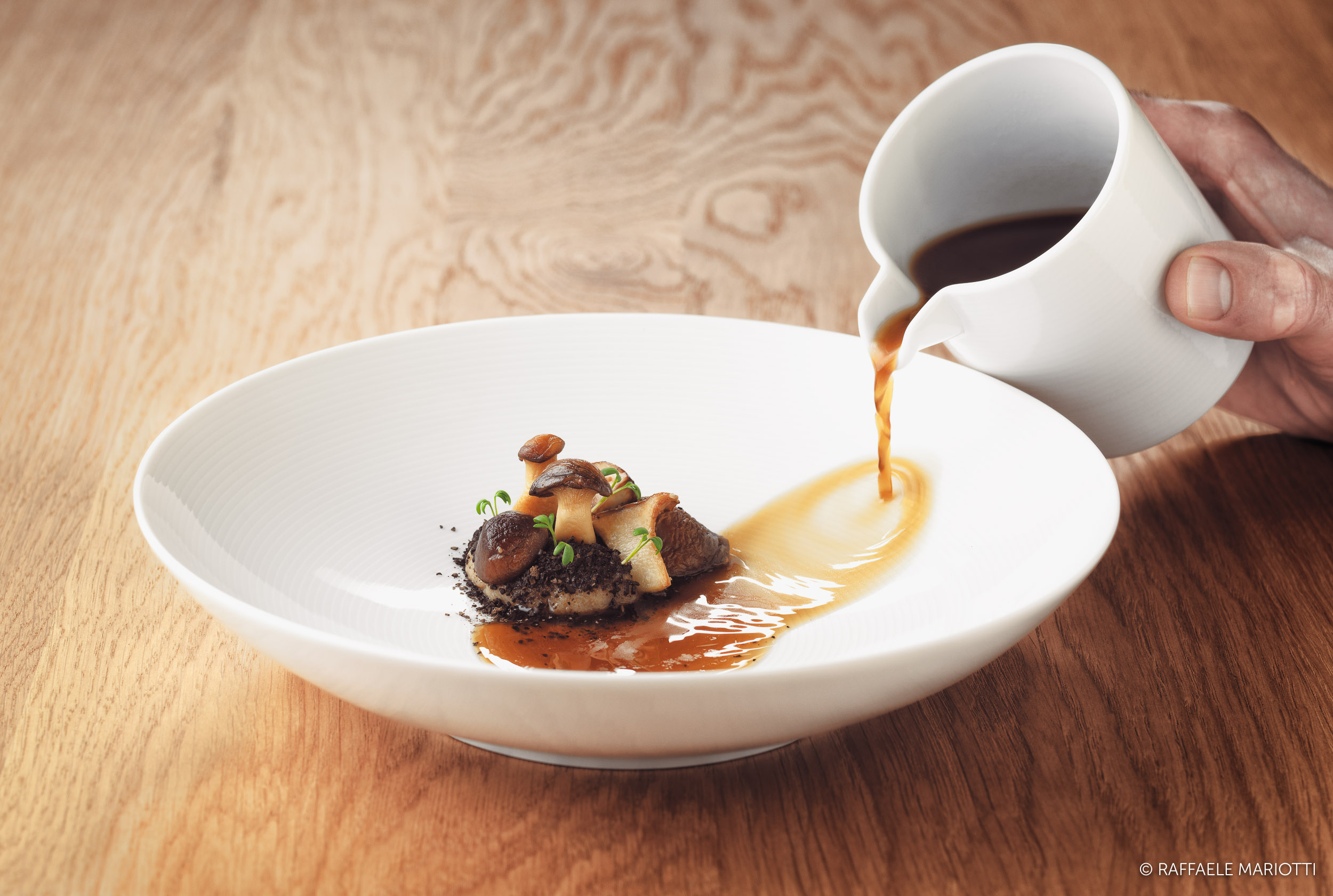 Funghi  – Raffaele Mariotti fotografo food