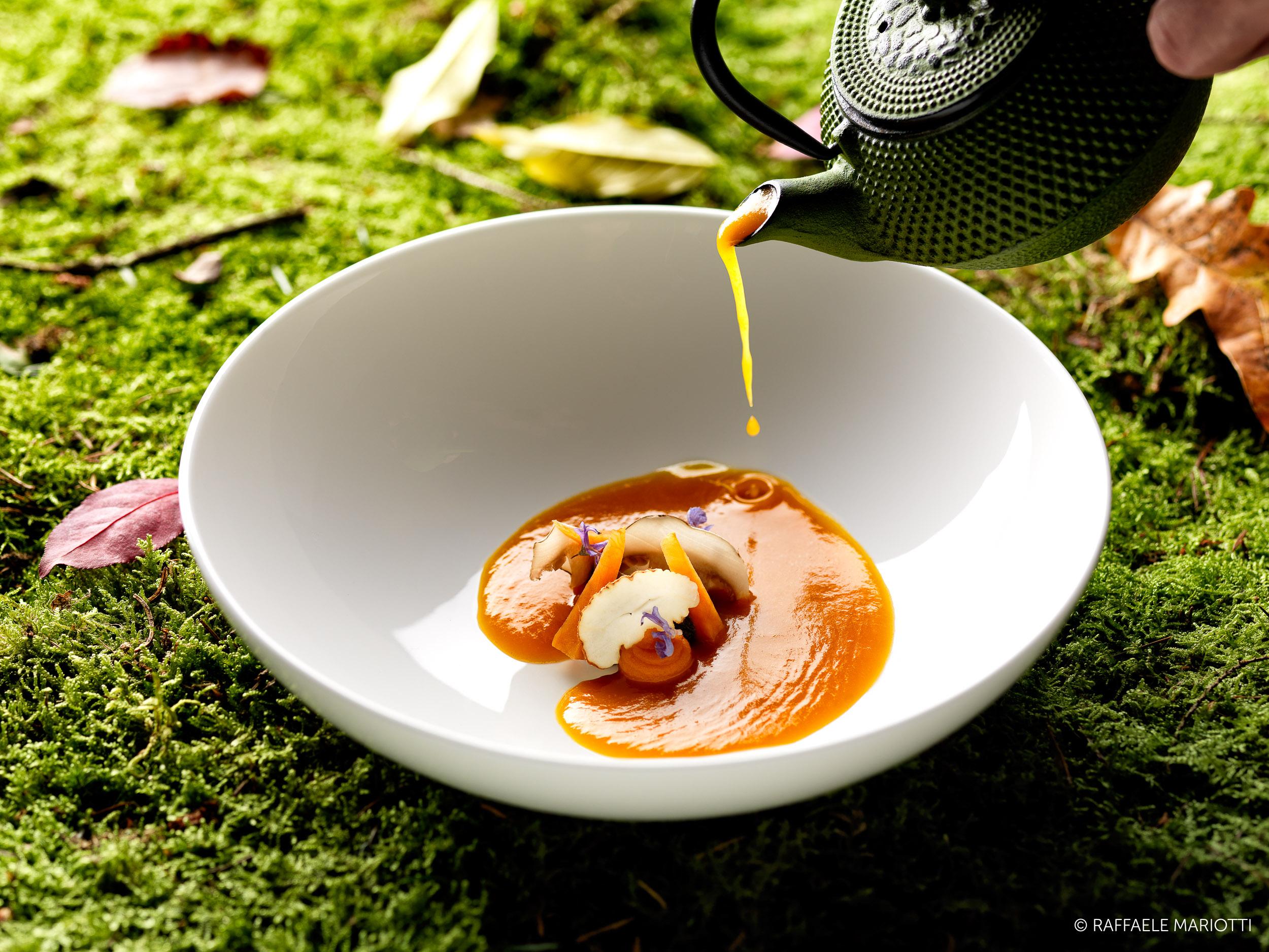 Zuppa di zucca – Raffaele Mariotti fotografo food