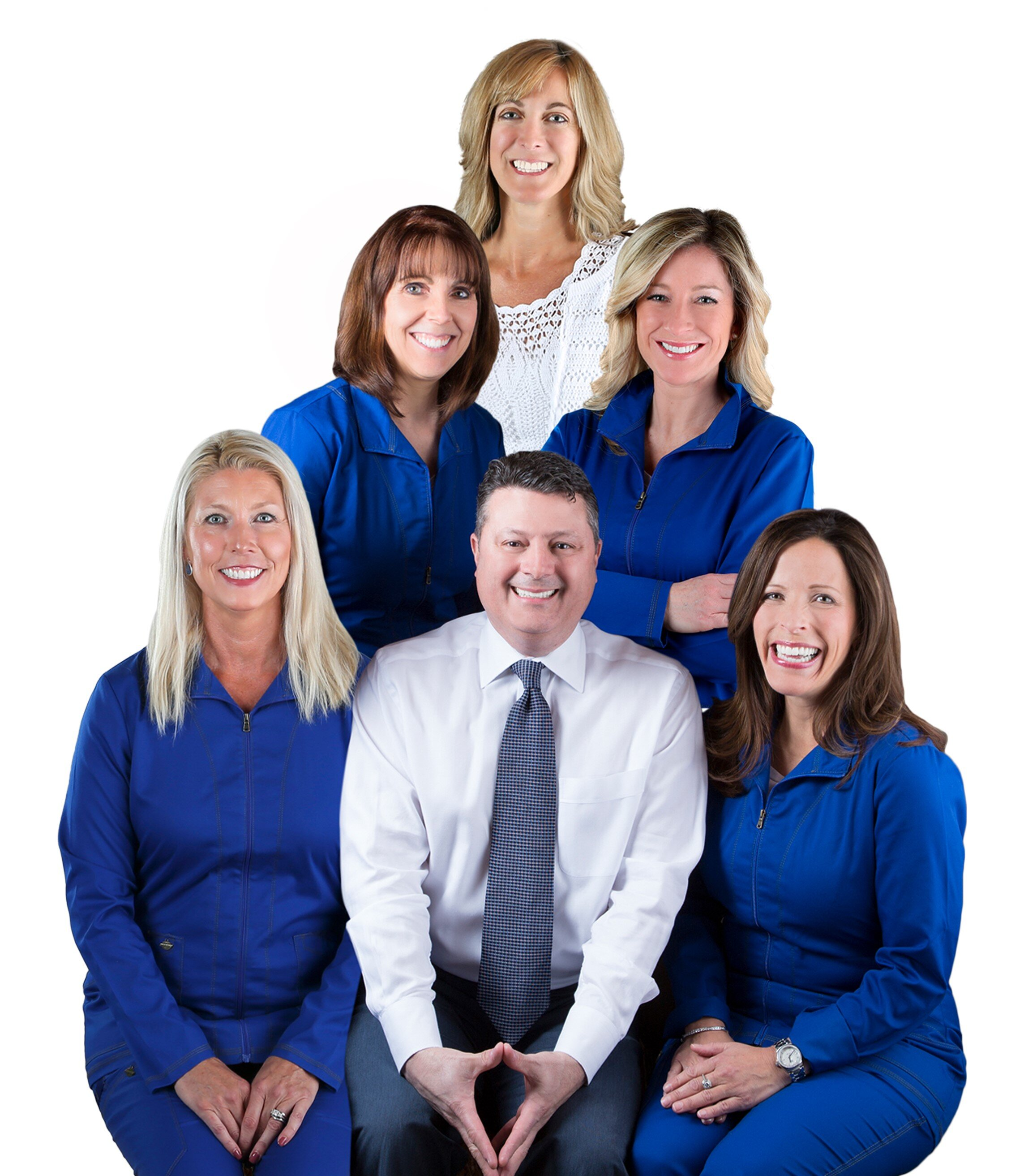 Dr. Nick and his exceptional team