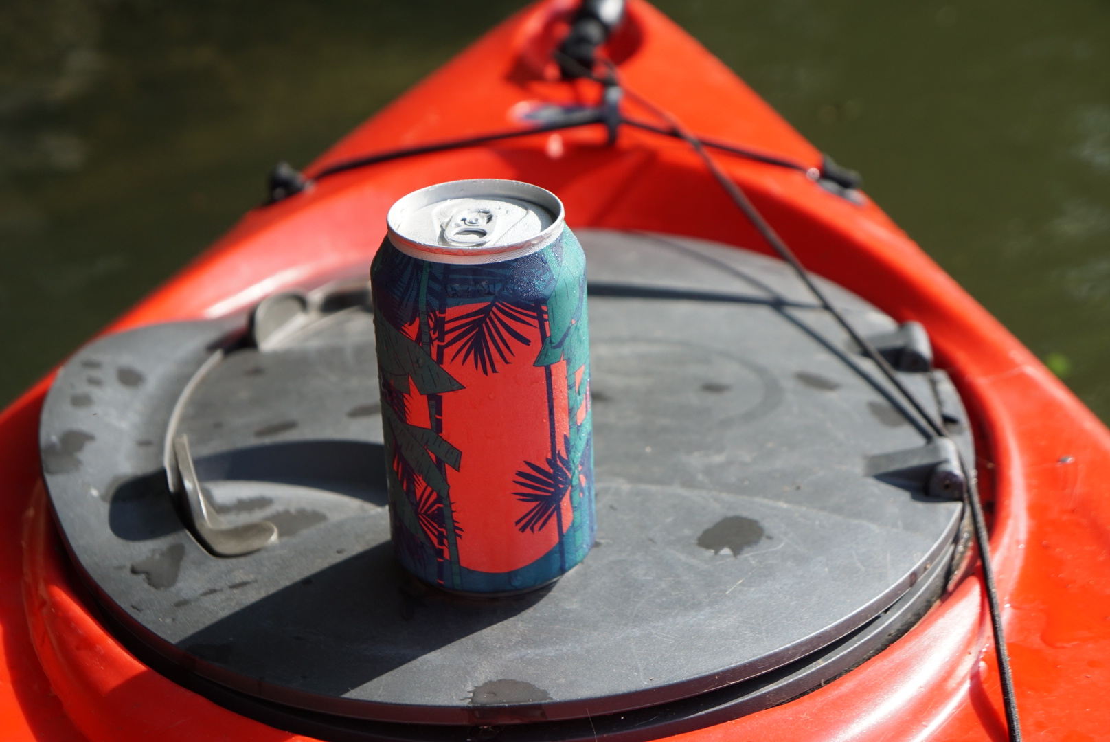 THE EXPLORER  IPA|6.3% ABV  Tropical fruit rules this crisp, refreshing IPA. Hopped with a combination of fruity Mosaic, Azacca and El Dorado, and piney spice from the Chinook hops and rye malt, it's complex and bold.