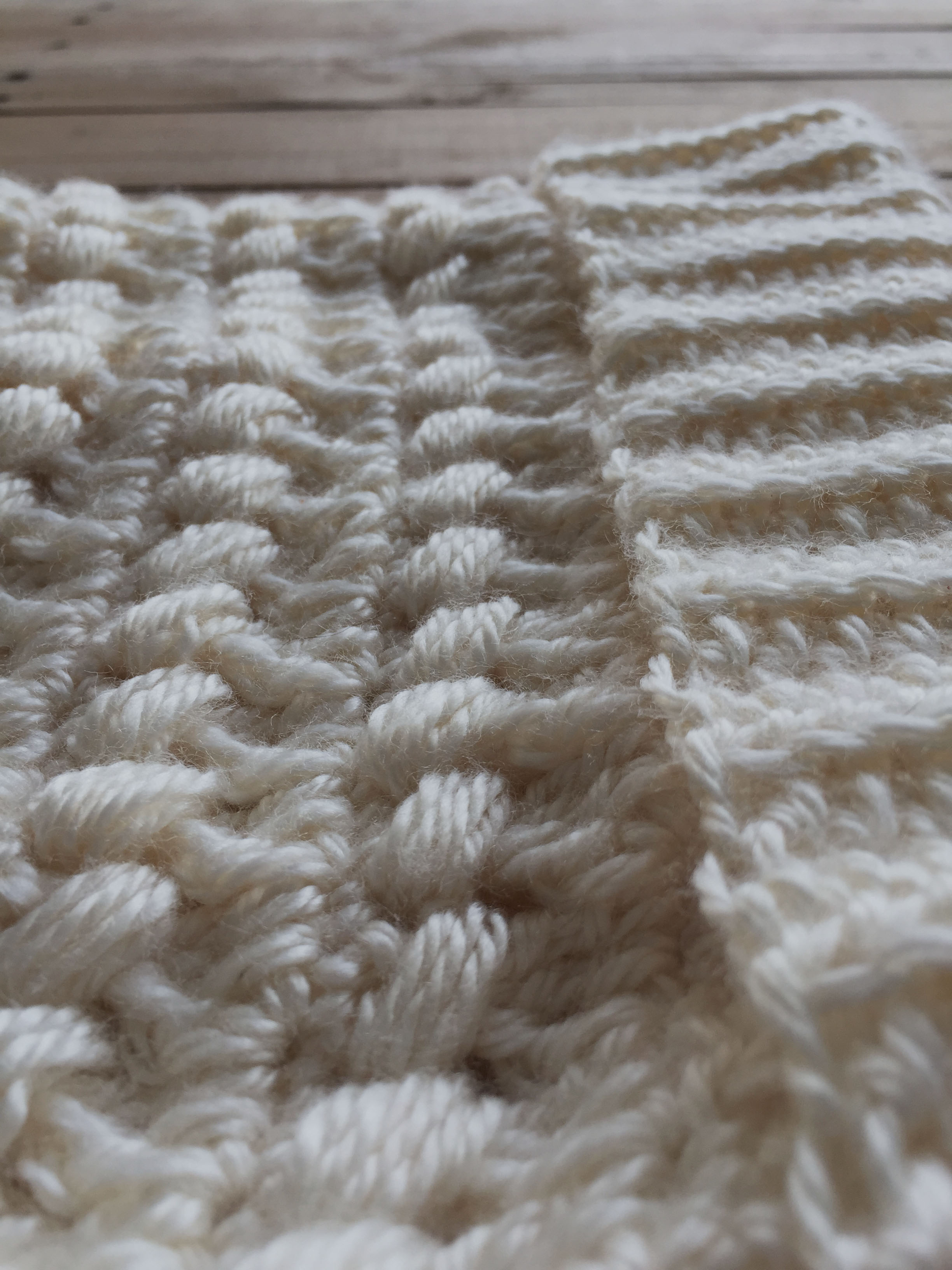 Free Crochet Pattern for The Snowdrift Slouch — Megmade with Love