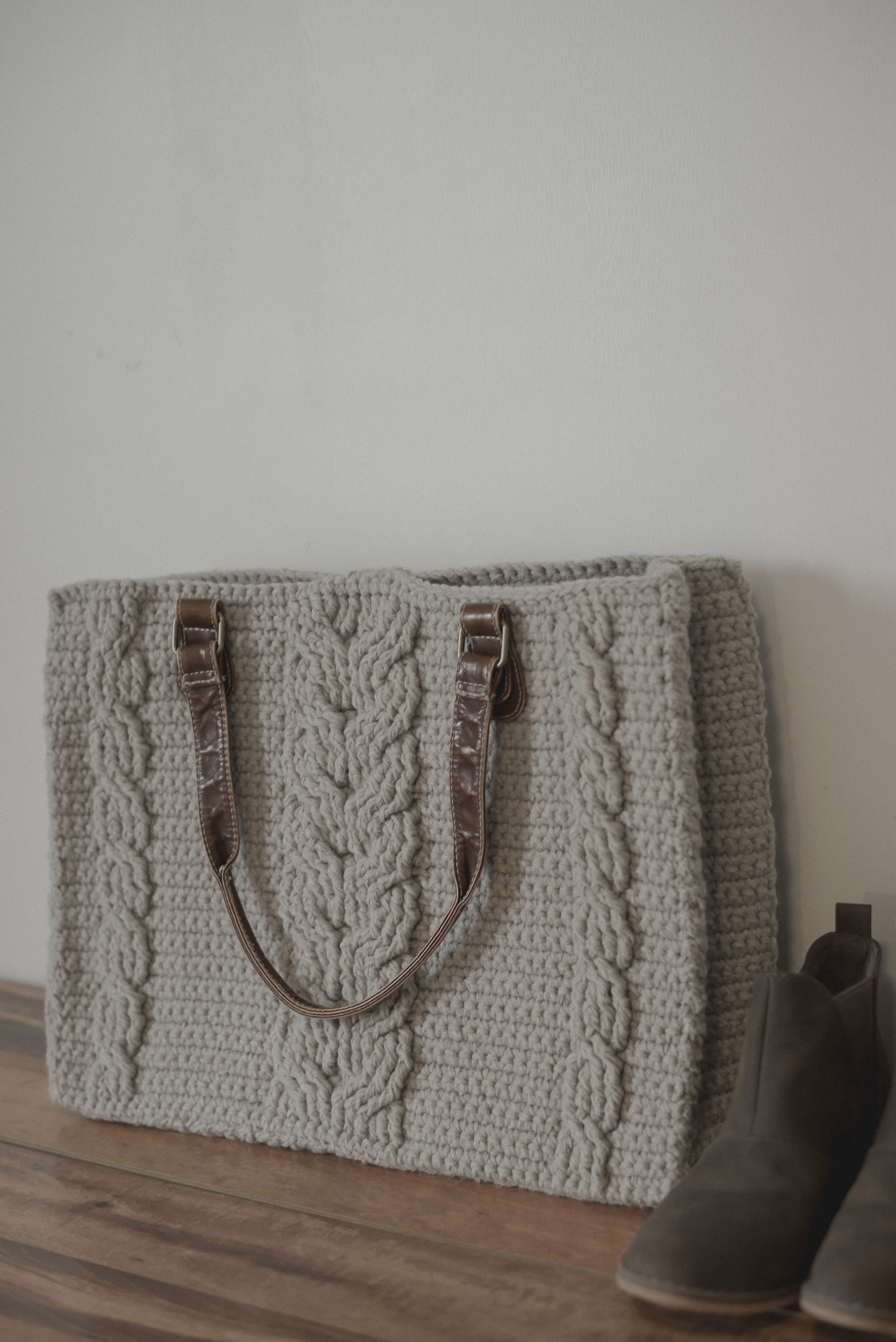 Free Crochet Pattern for the Matilda Tote