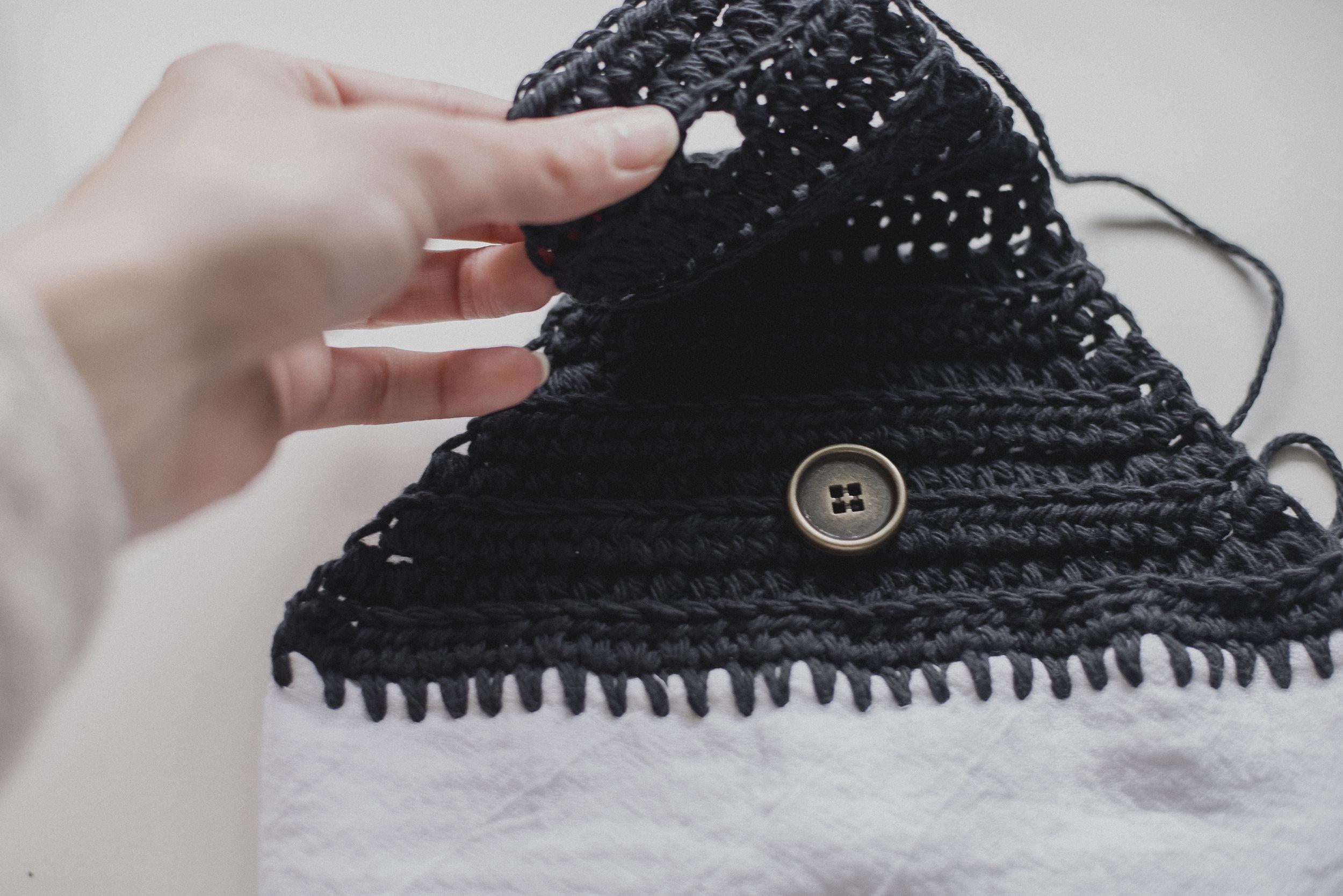 Crochet Recipe Towel Tutorial