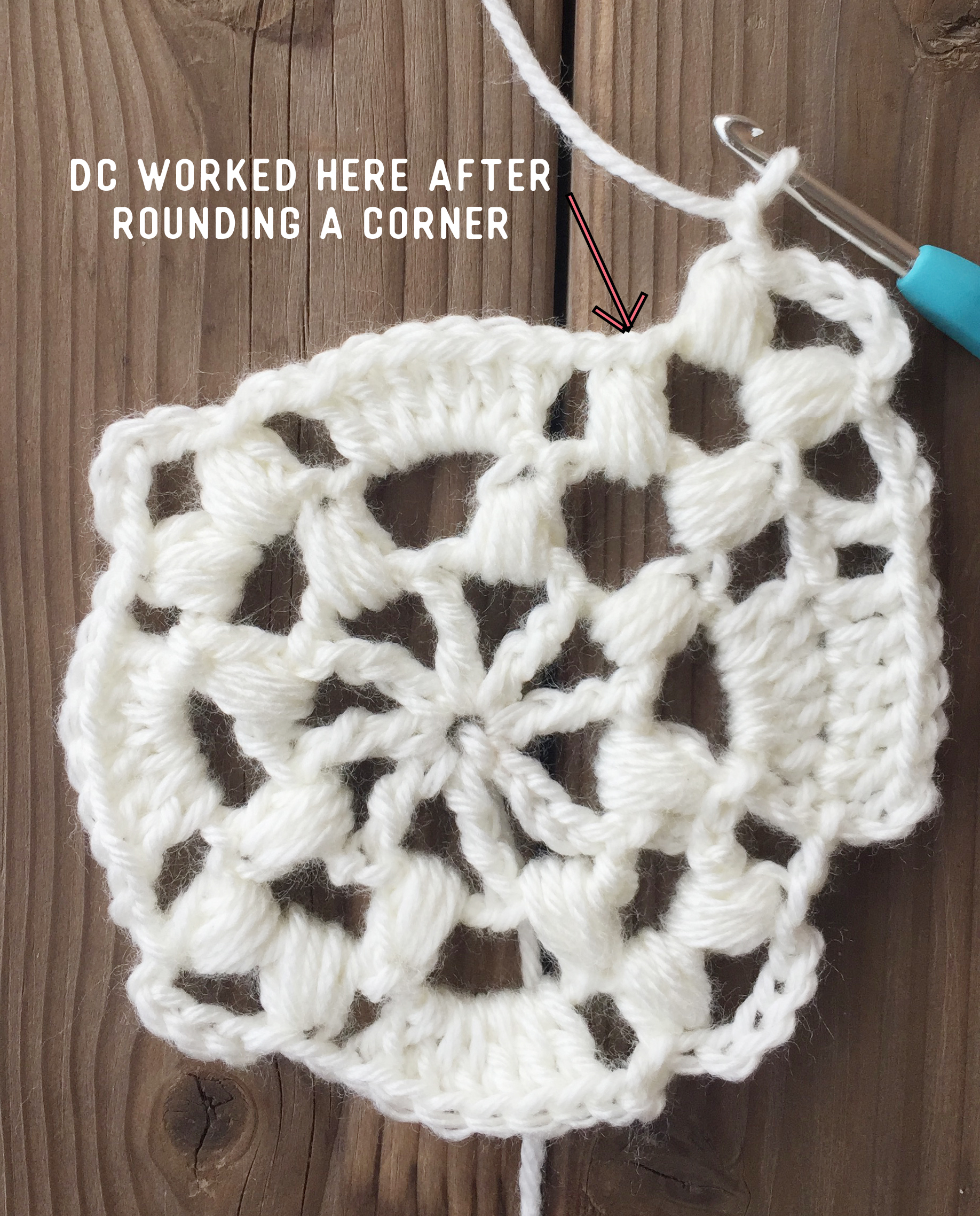 crochet how to megmade with love