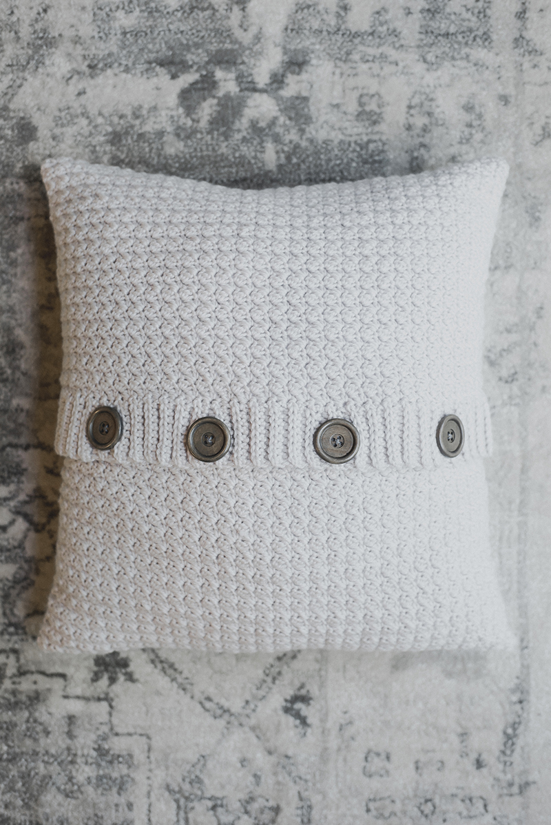 Free Crochet Pattern For The Pillow