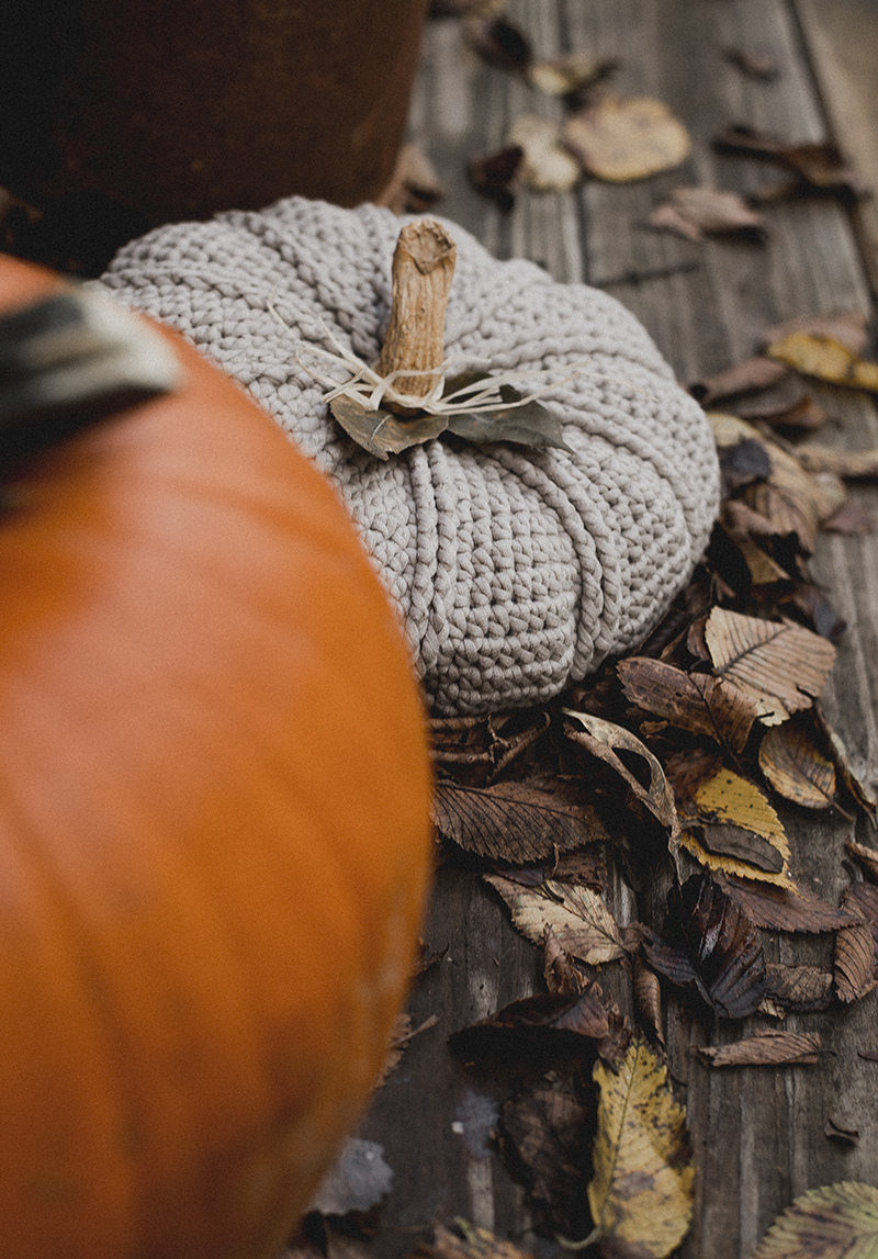 Crochet Pumpkin Pattern - Megmade with Love
