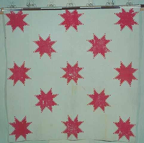 Star Quilt , Minnesota Historical Society