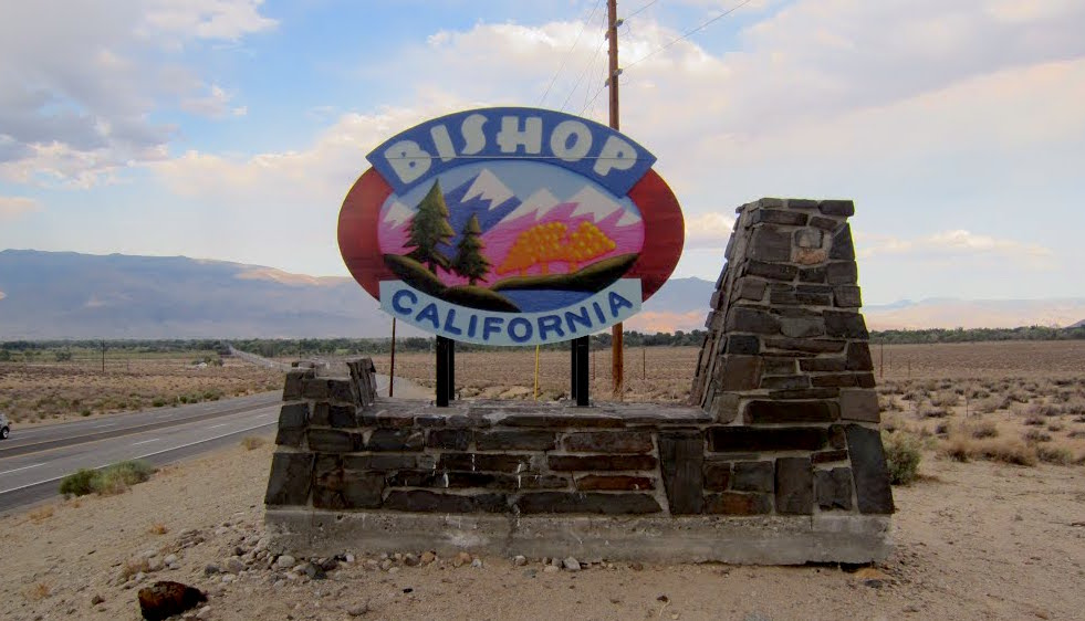 Following Mammoth Lakes, Bishop is the Eastern Sierra's second biggest town.