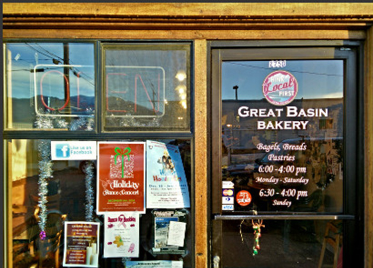 Great Basin Bakery is a staple for pastries, bagels, breakfast, and lunch