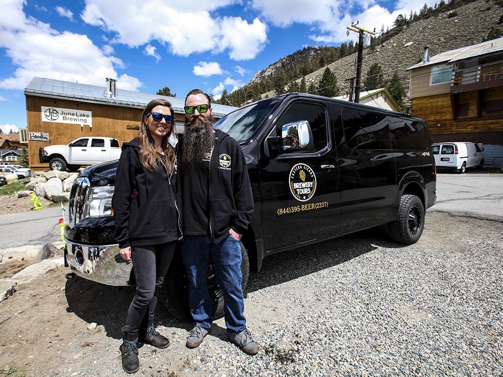 Let Eastern Sierra Brewery Tours do the driving on your beer tasting adventure ( easternsierrabrewerytours.com )