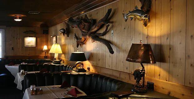 Carson Peak Inn offers some of the best ambiance in the Eastern Sierra  ( CarsonPeakInn.com )