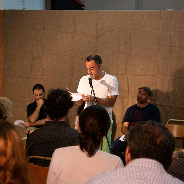 A few images from last Wednesdays event : Sharks Ate the Title  #literature  #malta #studiosolipsis #readings #writers #rabatmalta