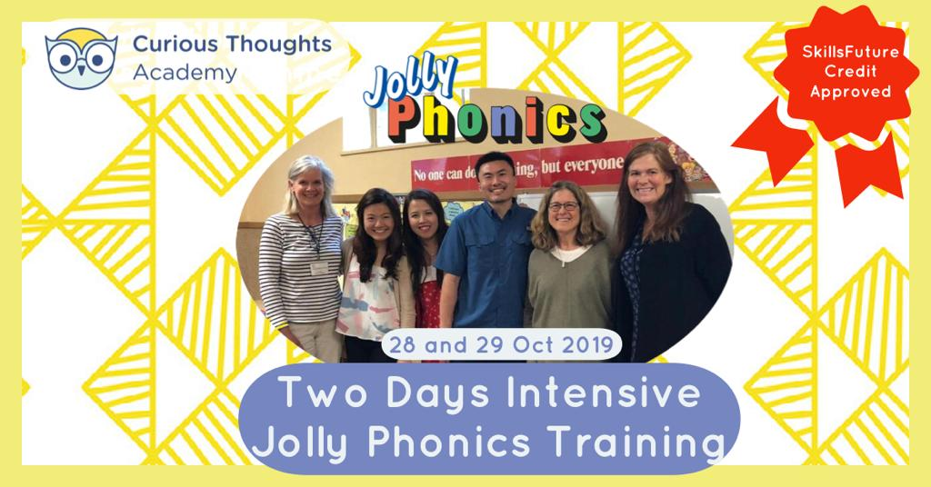 Skills Future Jolly Phonics Training Programme