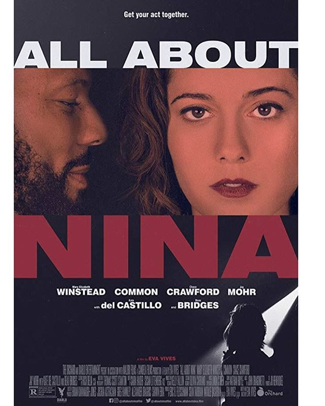 Last summer I worked on the NYC unit of All About Nina with the gorgeous Mary Elizabeth Winstead. So looking forward to seeing it all come together upon its release in September 🎥 #hair #film #allaboutnina 🌟⭐️🌟