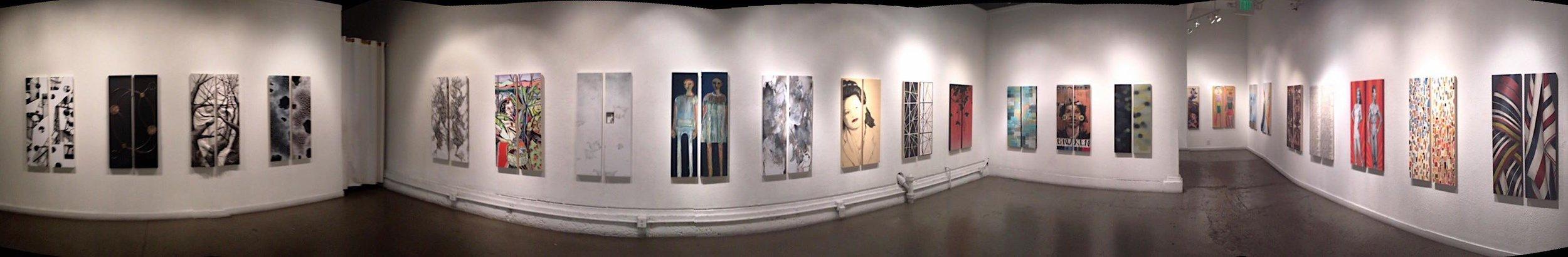 """""""48 Pillars"""" at Arc Gallery, San Francisco"""