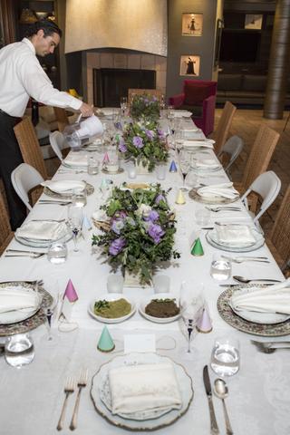 Milestone Birthday Dinner
