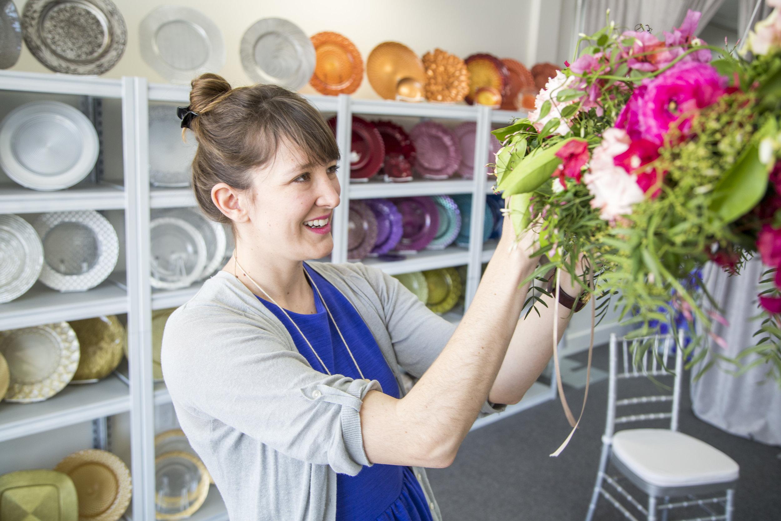 Sophie Ballmer,  Sibyl Sophia Floral Design  Photo by  Julia Silva Photography