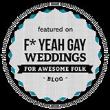 fyeahgayweddings