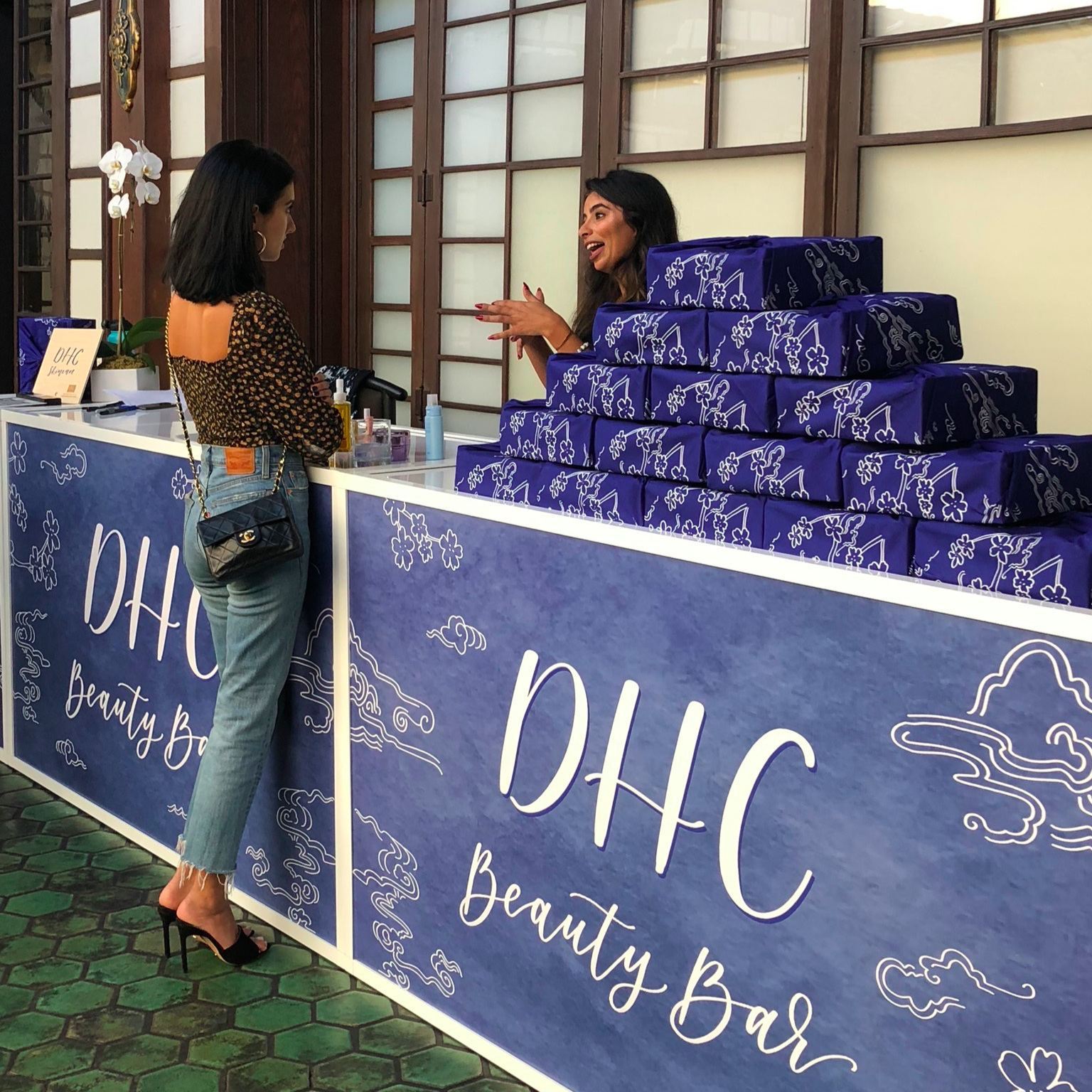 DHC Skincare Influencer's Event, Yamashiro Hollywood