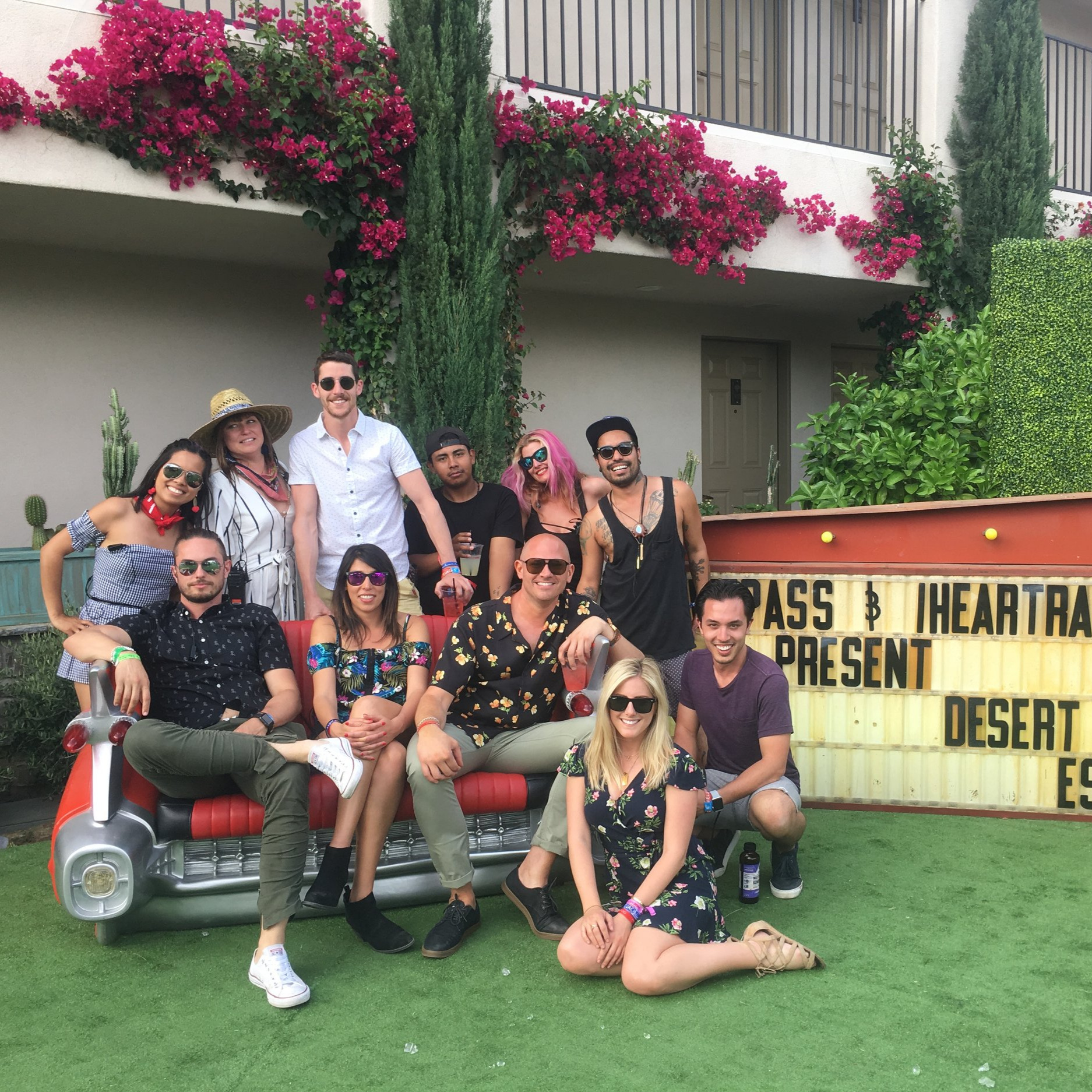 JJLA Team at Coachella