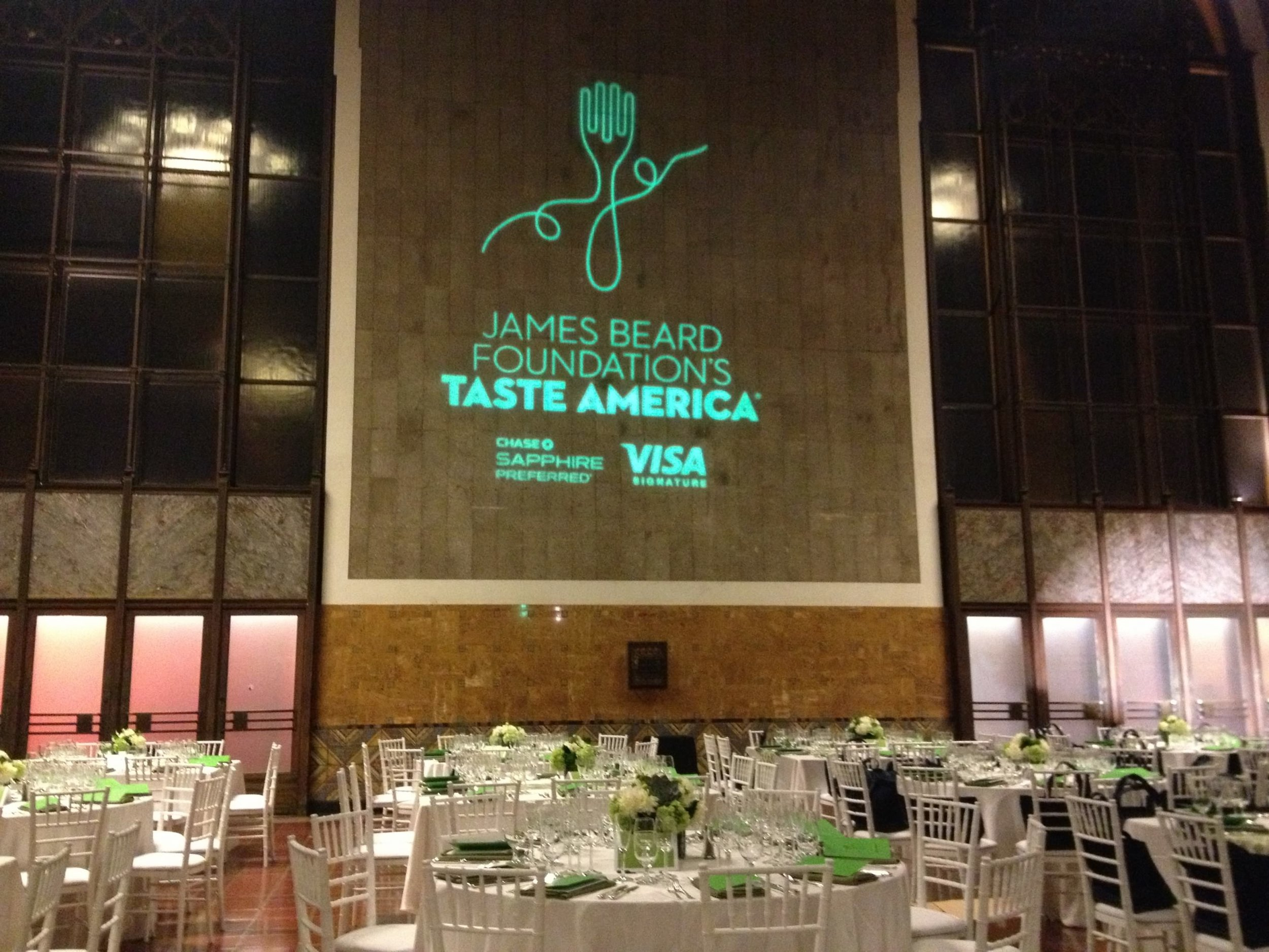 James Beard Foundation, Taste America