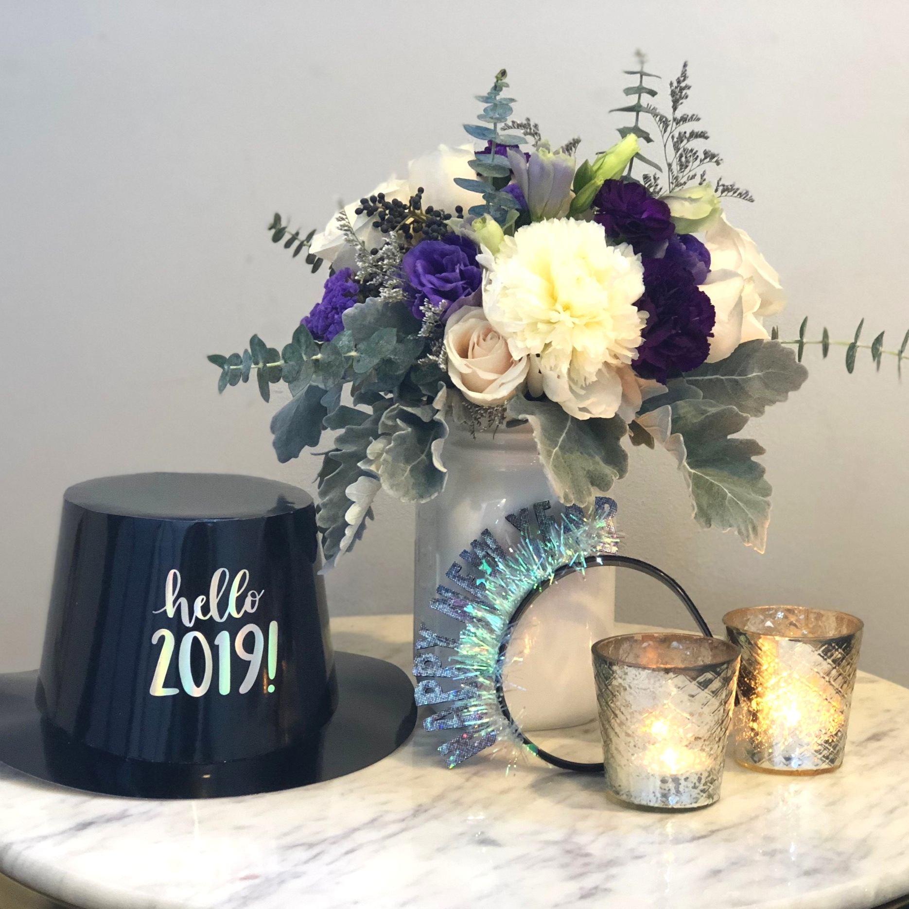 New Years elopements are so much fun!