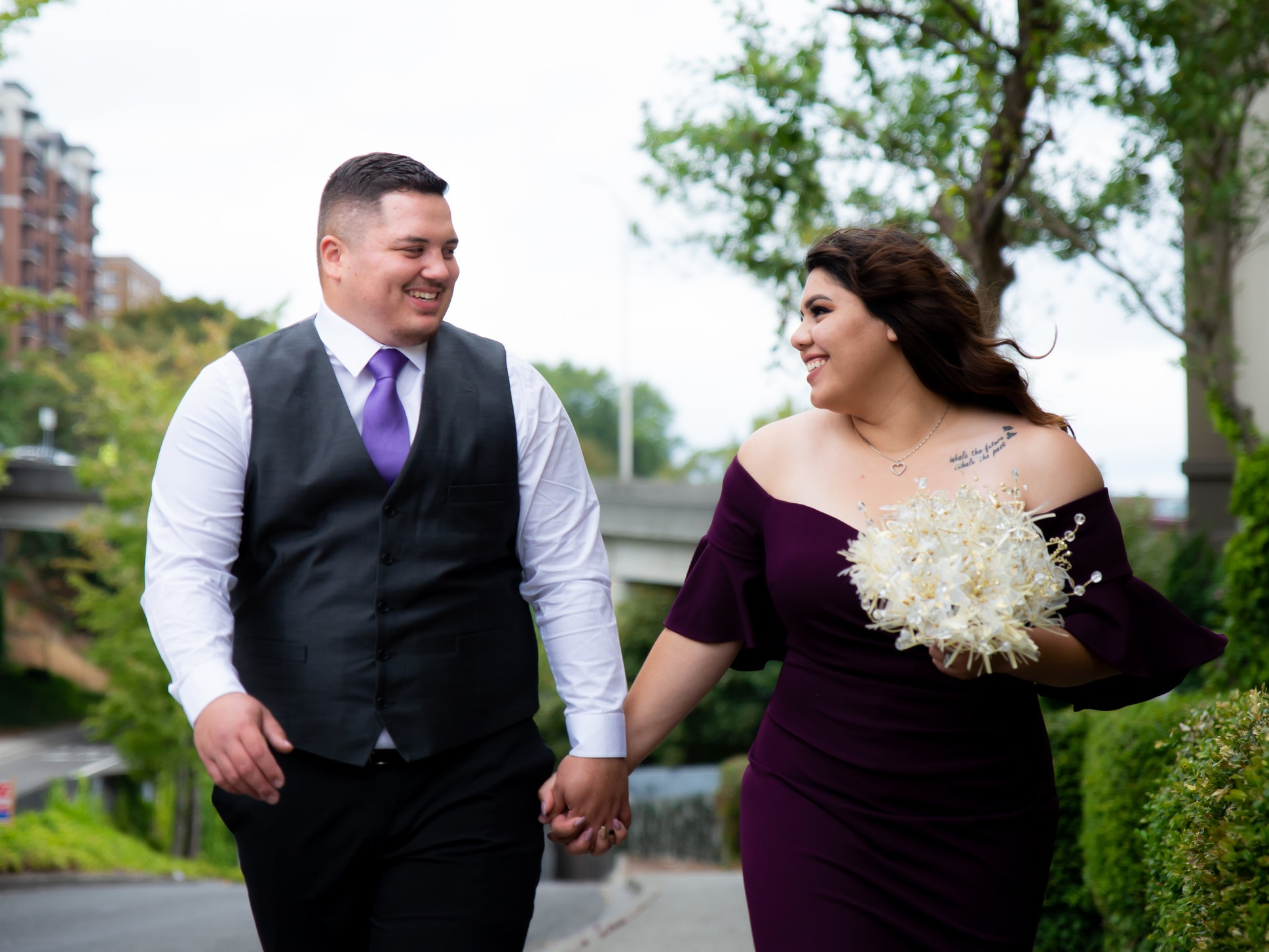 Our mission - We are more than just a wedding chapel. Our vision is to empower couples to challenge the assumptions of a traditional wedding and to marry their favorite person in a small yet meaningful & beautiful way.