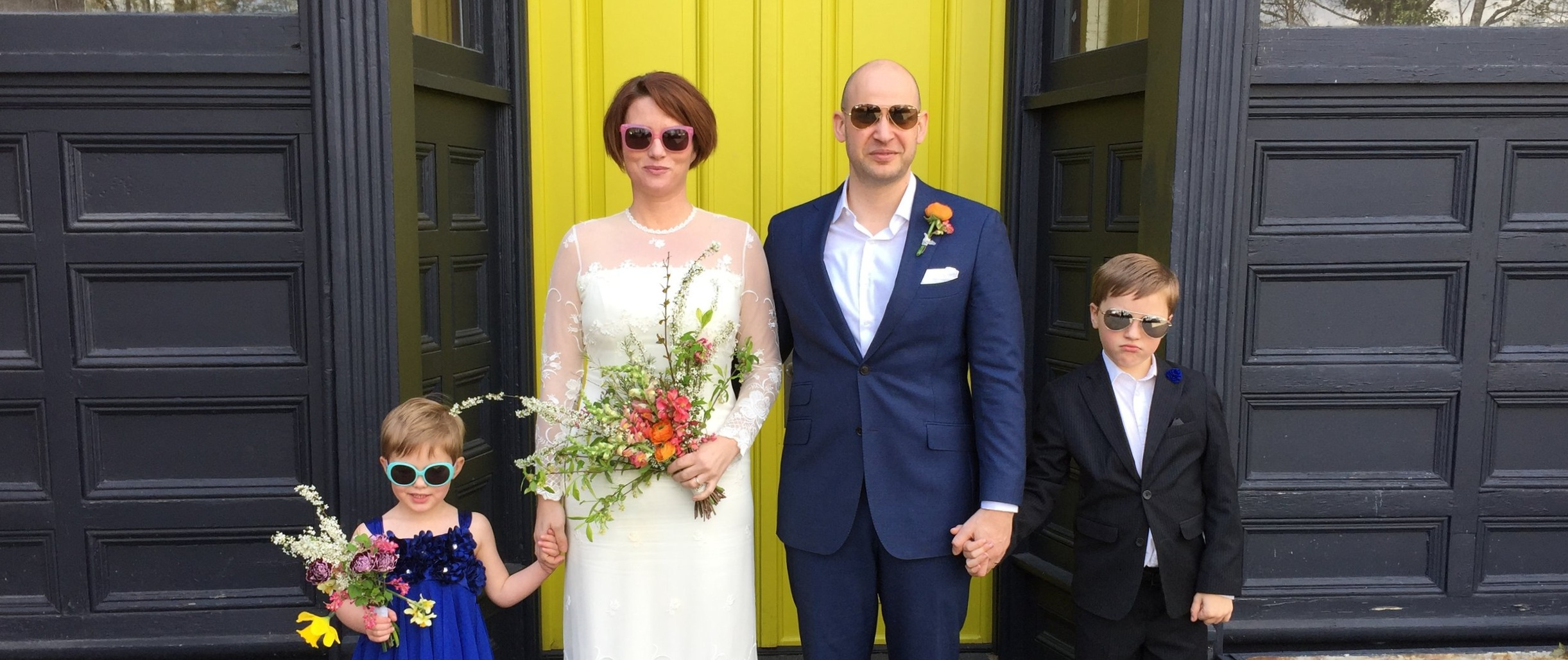 Couple eloped with kids