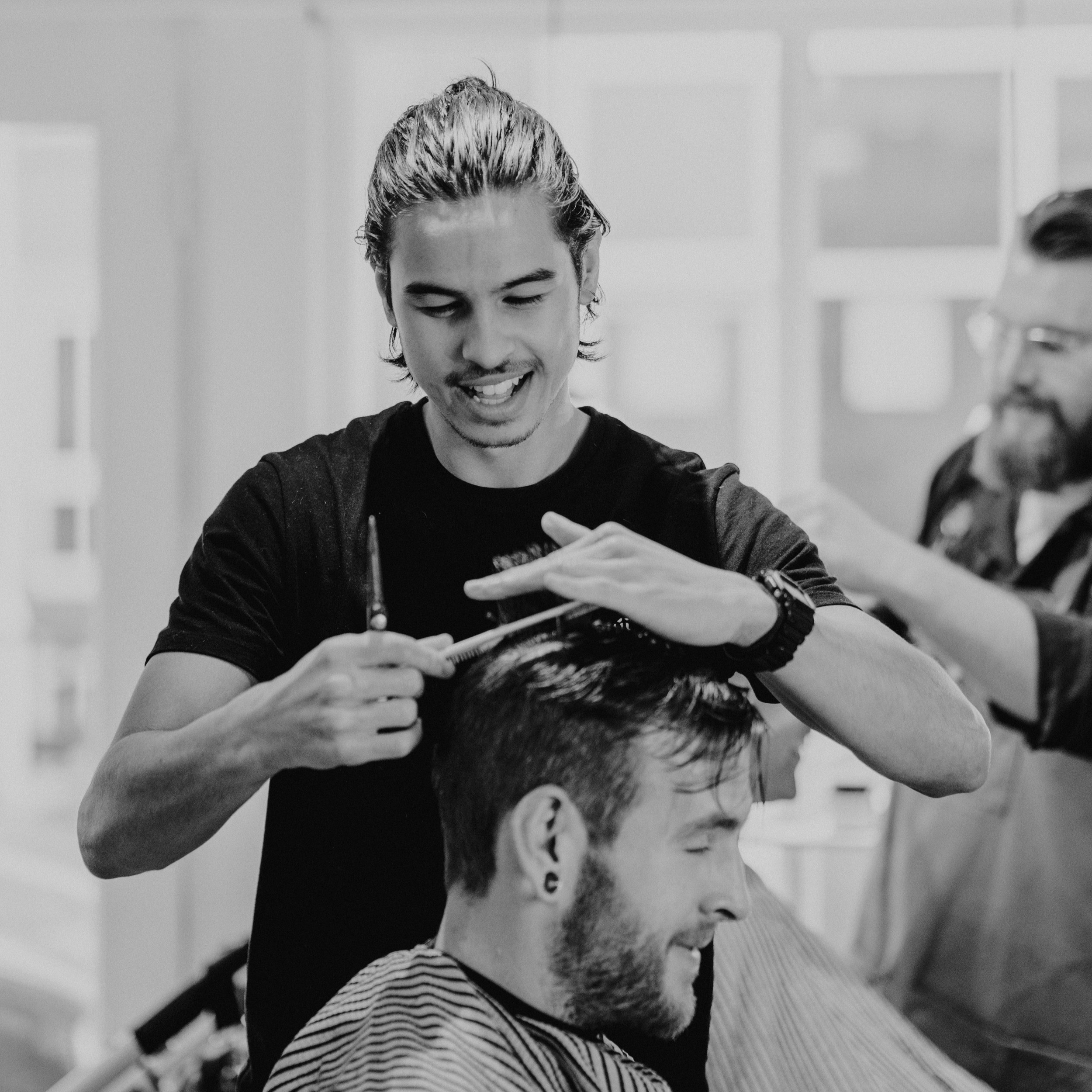 Courage Noble Barbershop Norwich