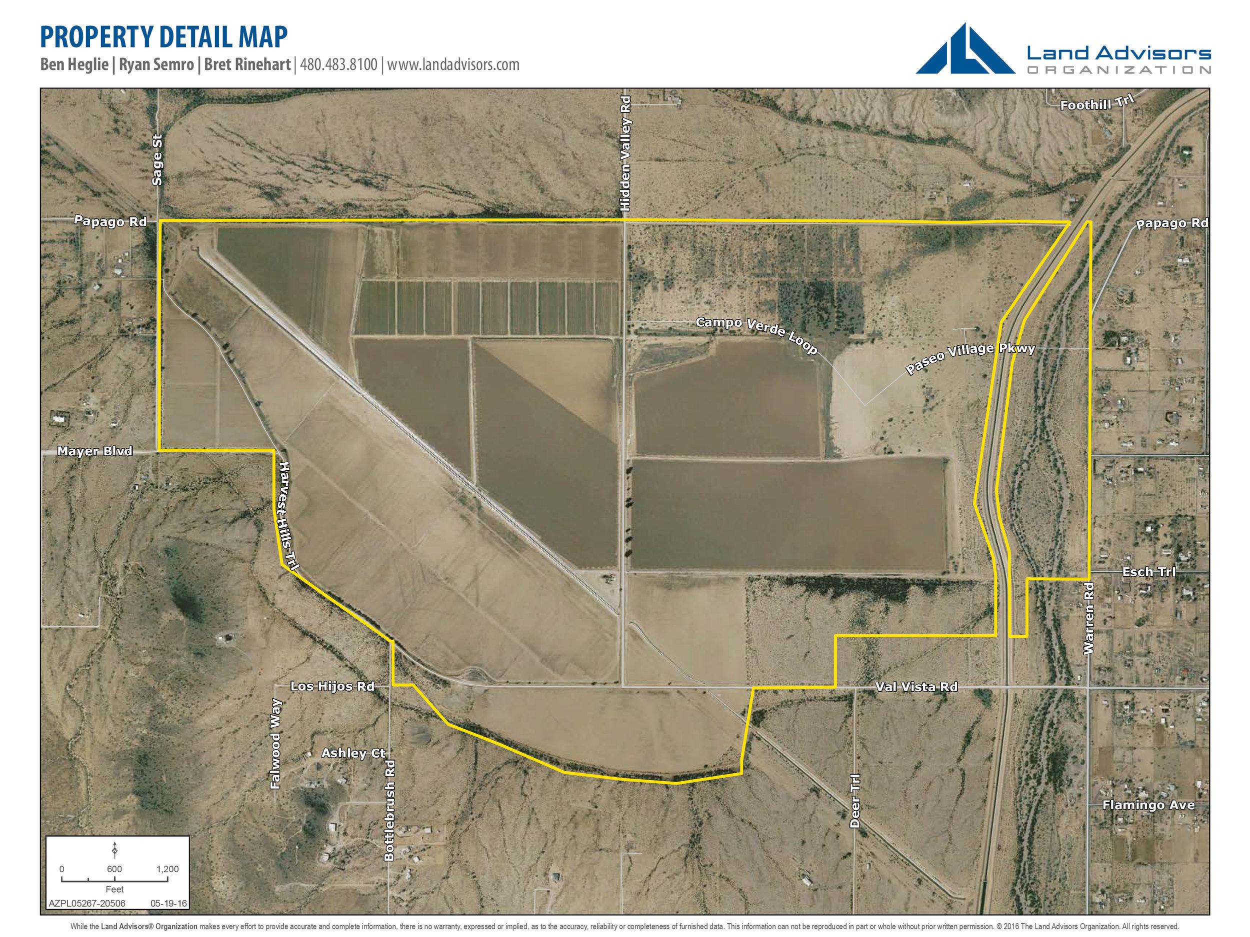 Hidden Valley Ranch I - Maricopa County, AZ